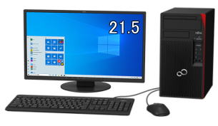 FMV ESPRIMO DH WD-G/D2 21.5型液晶セット